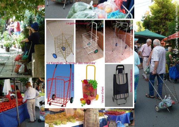 Le Karotsi du marché