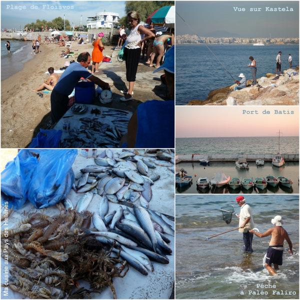 Pêche à Paleo Faliro