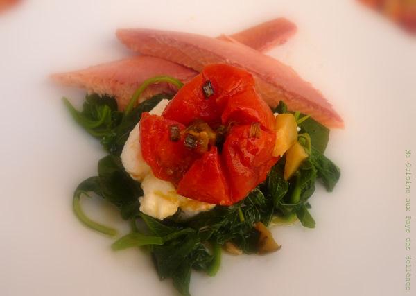 Salade_Amaranthe_truite