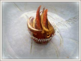 My little golden Cupcake